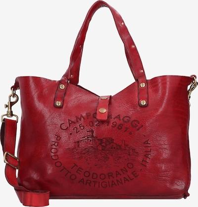 Campomaggi Cabas en rouge, Vue avec produit