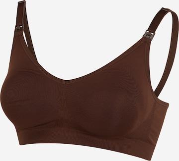 Soutien-gorge d'allaitement Bravado Designs en marron