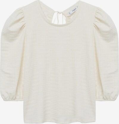 MANGO Shirt 'Marga' in creme, Produktansicht