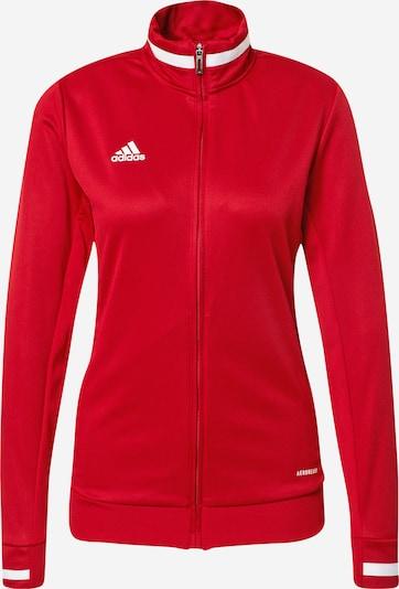 ADIDAS PERFORMANCE Sporta jaka 'Team 19', krāsa - sarkans / balts, Preces skats