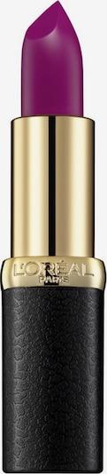 L'Oréal Paris Lipstick 'Color Riche Matte' in Dark purple, Item view