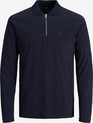 JACK & JONES Poloshirt in Blau
