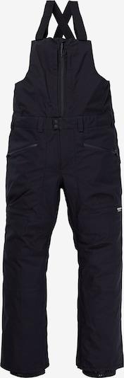 BURTON Outdoorbroek 'Reserve Bib' in de kleur Zwart, Productweergave