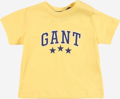 tengerészkék / sárga / fehér GANT Póló, Termék nézet