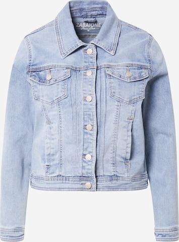 ZABAIONE Between-Season Jacket 'Kendra' in Blue