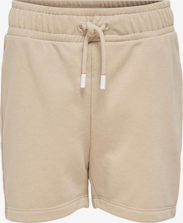 Pantalon de sport 'Jelly' ONLY PLAY en beige