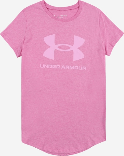 UNDER ARMOUR Functional shirt in pink / light pink, Item view