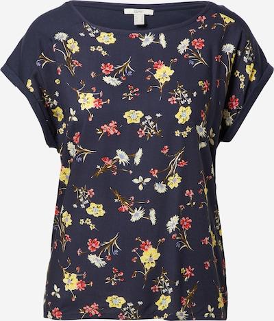 ESPRIT T-Shirt in navy / mischfarben, Produktansicht