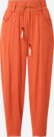 Eight2Nine Pantalon en orange foncé, Vue avec produit