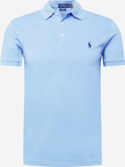 Polo Ralph Lauren Poloshirt in hellblau, Produktansicht