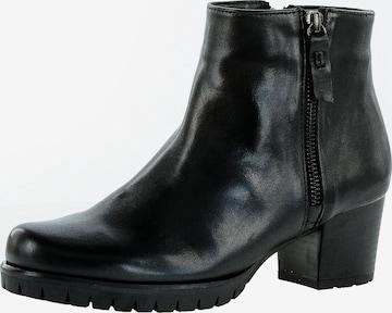 GABOR Ankle Boots in Schwarz
