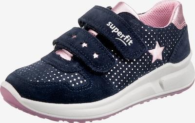 SUPERFIT Sneaker 'MERIDA ' in hellblau / dunkelblau, Produktansicht