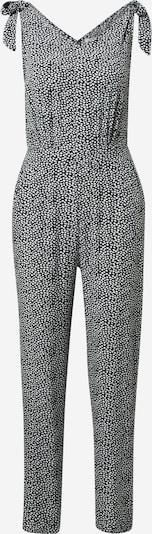 Molly BRACKEN Jumpsuit en negro / blanco, Vista del producto