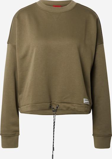 HUGO Sweatshirt 'Daluise' in Khaki, Item view