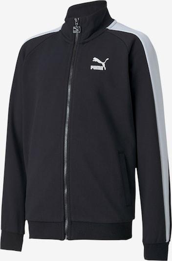 PUMA Trainingsjacke in schwarz, Produktansicht