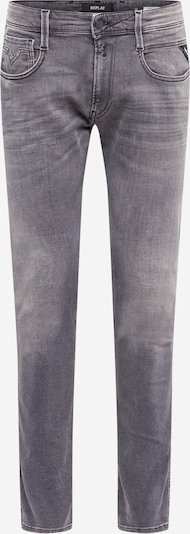 REPLAY Jeans 'ANBASS' in de kleur Grey denim, Productweergave