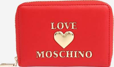 Love Moschino Peněženka - oranžově červená, Produkt