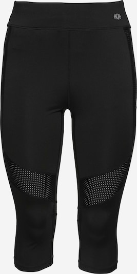 SHEEGO 3/4-Leggings in schwarz, Produktansicht