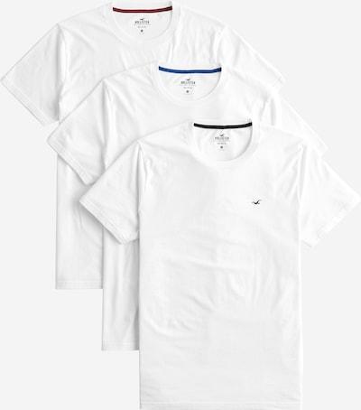 HOLLISTER T-Shirt en blanc cassé, Vue avec produit