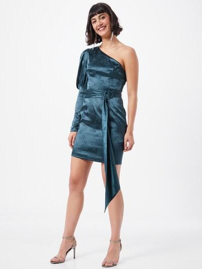 Chi Chi London Šaty 'Kacey' - petrolejová, Model/ka