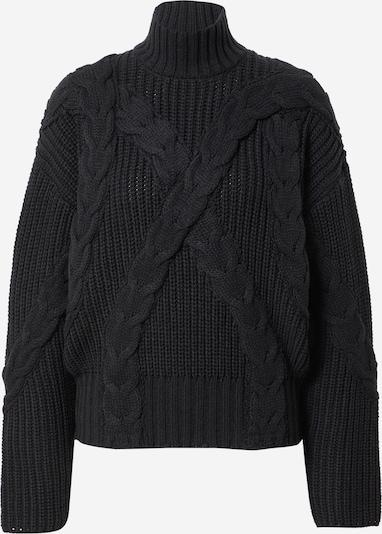 Pullover extra large NA-KD di colore nero, Visualizzazione prodotti