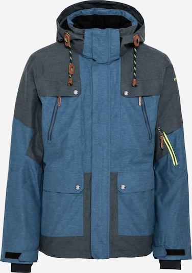 ICEPEAK Jacke 'Keeton' in blau / dunkelblau, Produktansicht