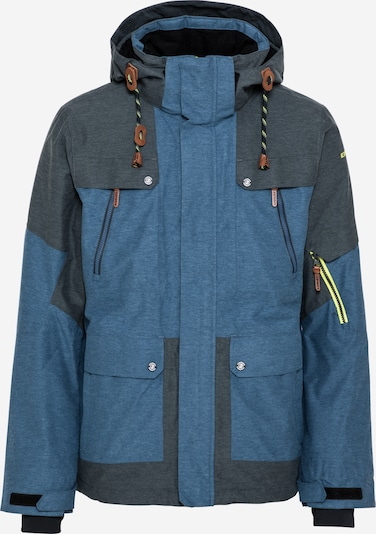 ICEPEAK Sportjas 'Keeton' in de kleur Blauw / Donkerblauw, Productweergave