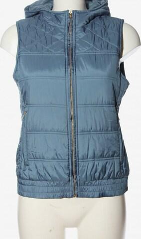 DELICATELOVE Vest in S in Blue