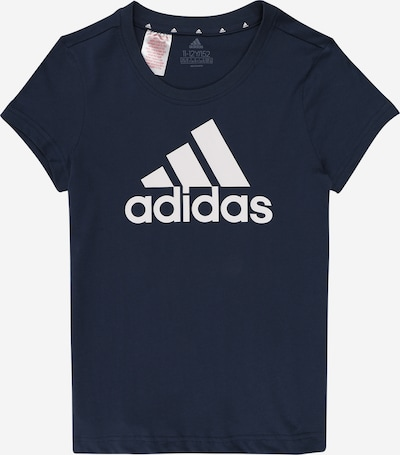 ADIDAS PERFORMANCE Toiminnallinen paita värissä tummansininen / valkoinen, Tuotenäkymä