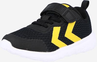 Hummel Sneaker 'ACTUS' in gelb / schwarz, Produktansicht