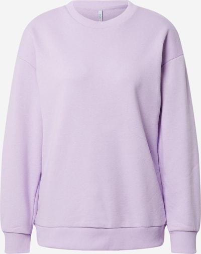 Hailys Sweat-shirt 'Seda' en violet pastel, Vue avec produit