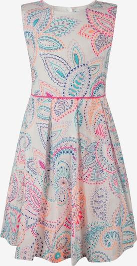 happy girls Kleid in hellgrau / mischfarben, Produktansicht