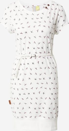 Alife and Kickin Kleid in melone / schwarz / weiß, Produktansicht