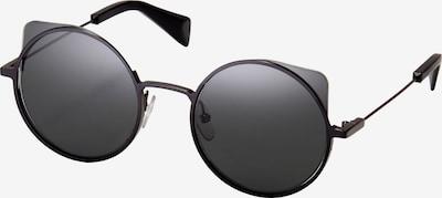 Yohji Yamamoto Eyewear Sonnenbrille 'YY7030-031' in schwarz, Produktansicht