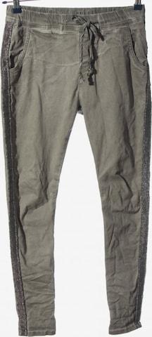 Blue Monkey Pants in S in Grey