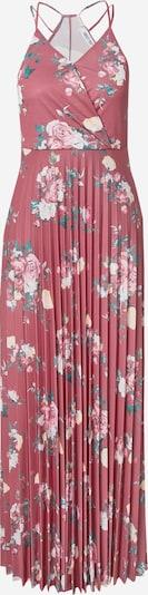 Suknelė 'Frida' iš ABOUT YOU, spalva – mišrios spalvos / vyšninė spalva, Prekių apžvalga