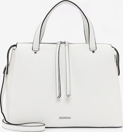 Emily & Noah Handtasche ' Eileen ' in schwarz / weiß, Produktansicht