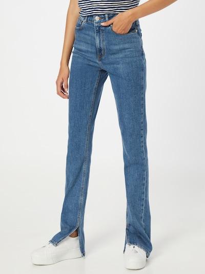 Envii Jeansy 'BARBARA' w kolorze niebieski denimm, Podgląd na modelu(-ce)
