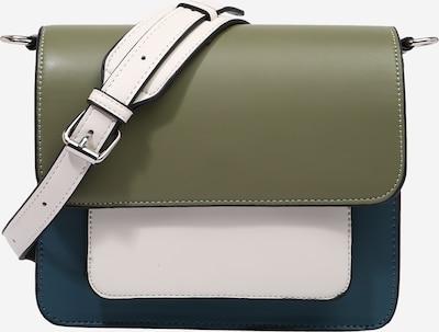 HVISK Crossbody Bag 'CAYMAN' in Blue / Olive / Black / natural white, Item view