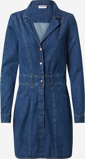 Noisy may Sukienka koszulowa 'Avalon' w kolorze niebieski denimm: Widok z przodu