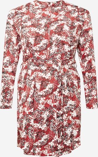 ONLY Carmakoma Vestido camisero 'BANDI' en azul cielo / rojo / negro / blanco, Vista del producto