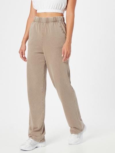 ONLY Kalhoty 'Rocky' - režná, Model/ka