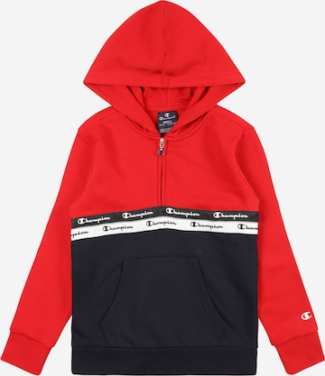 Champion Authentic Athletic Apparel Sweatshirt in Rot