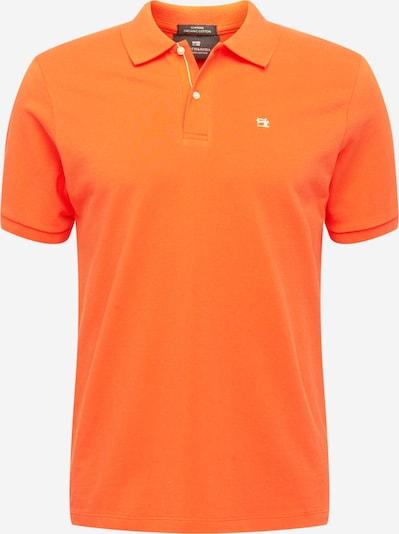SCOTCH & SODA T-Shirt en rouge orangé, Vue avec produit