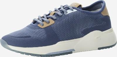 CAMEL ACTIVE Sneaker in royalblau / hellbraun / weiß, Produktansicht