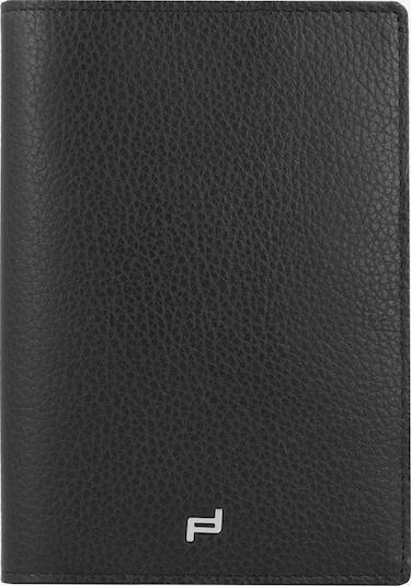 Porsche Design French Classic 4.1 Reisepassetui Leder 10 cm in schwarz, Produktansicht