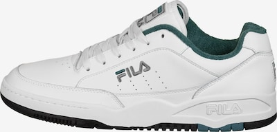 FILA Schuhe in dunkelgrün / weiß, Produktansicht