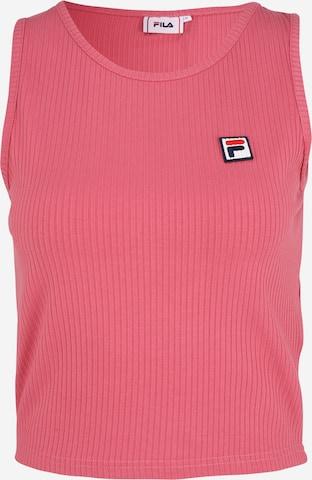 FILA Top 'CHARLEE' in Roze