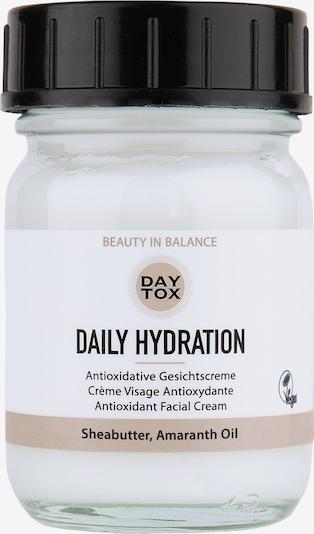 DAYTOX Gesichtscreme 'DAILY HYDRATION' 50 ml in weiß, Produktansicht