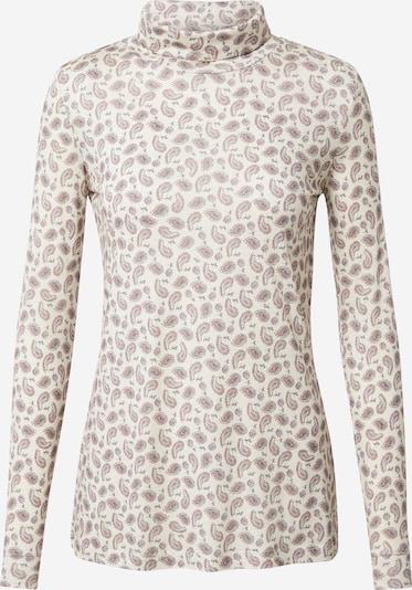 ESPRIT Shirt in de kleur Lichtoranje / Rosa / Offwhite, Productweergave